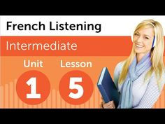 Learn French - French Listening Comprehension - At the Hairdresser in France Learn French Free, Free French Lessons, Learn To Speak French, Ways Of Learning, Learning Arabic, French Teacher, Teaching French, French Conversation, Core French