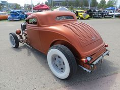 666: Chasing the Devil In A 1934 Ford Three-Window