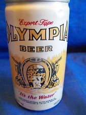Vintage Export Type Olympia Beer Can  w/ Pull Tab  Empty