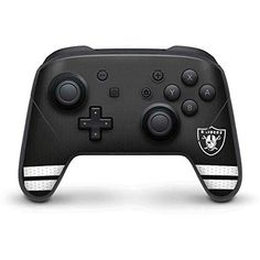 NFL Oakland Raiders Nintendo Switch Pro Controller Skin - Oakland Raiders Shutout Vinyl Decal Skin For Your Switch Pro Controller  https://allstarsportsfan.com/product/nfl-oakland-raiders-nintendo-switch-pro-controller-skin-oakland-raiders-shutout-vinyl-decal-skin-for-your-switch-pro-controller/  Ultra-Thin, Lightweight Nintendo Switch Pro Controller Vinyl Decal Protection Offically Licensed Design Industry Leading Vivid Color Vinyl Print Technology
