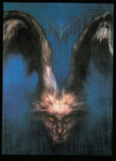 The Vampires are Coming - Austin Osman Spare