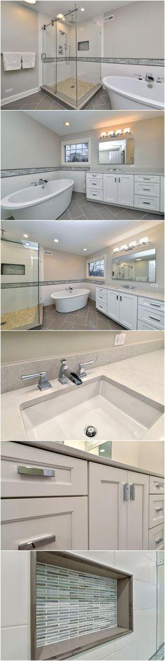 Baño modernizado - Tu casa bella