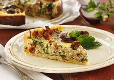 Greek Recipes, Quiche, Pie, Breakfast, Food, Torte, Morning Coffee, Cake, Fruit Cakes