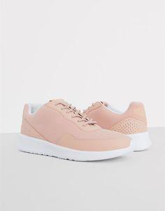 Ténis tecido - Ver tudo - Sapatos - Mulher - PULL&BEAR Portugal