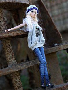 Bonjour! // Misaki doll