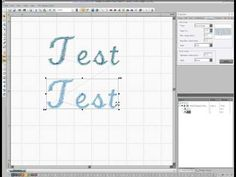 Adjusting Pull Compensation in Floriani Embroidery Software