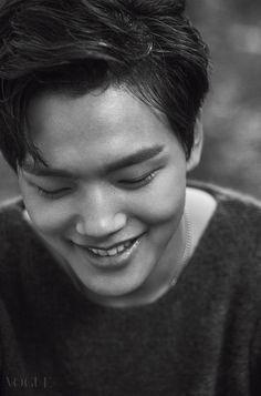 Yeo Jin Goo // Vogue