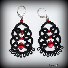 Corner robótkowy: Necklace and Earrings