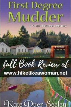 What's YOUR favorite book? We have a fun book review on the blog today. Check it out!  First Degree Mudder http://hikelikeawoman.net/2016/11/first-degree-mudder/