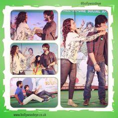 #ShahidKapoor & #SonakshiSinha Promote #RRajkumar www.bollywoodeye.co.uk #bollywood #bollywoodpics #bollywoodmovie
