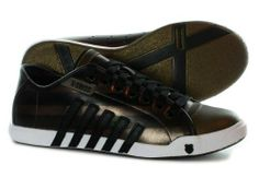 AwesomeNice New K Swiss Moulton Womens Shoes