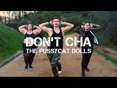 Don't Cha - The Pussycat Dolls | Caleb Marshall x Whitney Thore | Dance Workout - YouTube