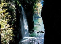 Takachicho : visite aux gorges de Gokase |vivrelejapon.com