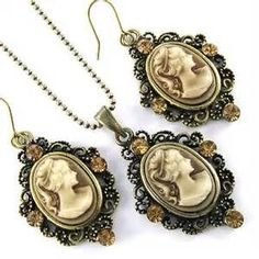 Image detail for -Cameo Jewelry - reviews and photos.