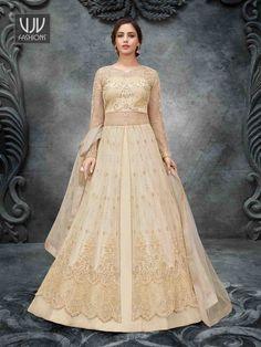 Rs5,600.00 Lehenga Choli, Robe Anarkali, Costumes Anarkali, Lehenga Style, Silk Lehenga, Anarkali Suits, Churidar, Salwar Kameez, Kurti