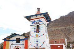 Antioquía es 2 horas de Lima, un poco más arriba de Cieneguilla, en la provincia de Huarochirí, es uno de los pueblos más pintorescos de la zona / Peru