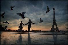 In Paris!