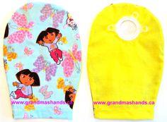 Children's Ostomy Bag Covers
