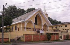 Paróquia Santa Luzia e São Nicolau (Barigui) - Curitiba
