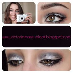New Year's Eve 2015 Makeup