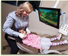 Choosing Your Child's   Dentist is Like Choosing   Their Pediatrician  Children's Dentistry Brantford  The staff at Clarence Street Dental Group understands this. Instilling good habits early, in an environment that's comfortable and fun, is essential for a lifetime of good oral health.