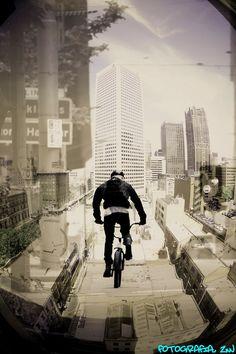 #Bmx #urban grunge