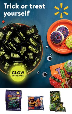 Fill your treats, bags, and party bowls for less. Check out Walmart's weekly ad for all your Halloween needs.