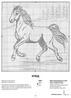horses big and small 3/8