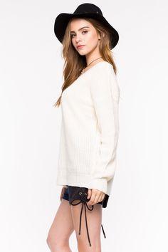 Свитер Размеры: L Цвет: кремовый Цена: 1326 руб.     #одежда #женщинам #свитера #коопт