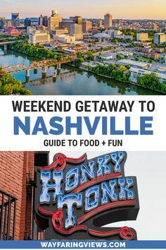 Bachelorette Nashville, Nashville Downtown, Weekend In Nashville, Nashville Vacation, Visit Nashville, Nashville Music, Dream Vacations, Vacation Trips, Vacation Spots