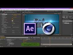 Crea tu logo en 3D AF CC y Cineware - YouTube