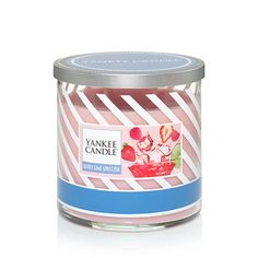 A refreshing mix of raspberry and strawberry with a bright swirl of citrus. So sparkling and zesty, it's a reminder of what gets served in a tall flute on a bright summer's day. Scent Warmers, My Yankees, Yankee Candles, Perfume Making, Small Candles, Wax Tarts, Candle Lanterns, Bath And Body Works, Tumbler