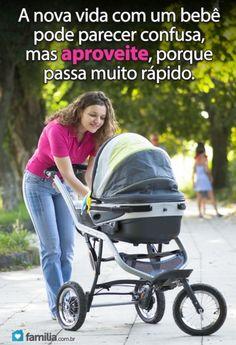 Familia.com.br | Como #lidar com o #estresse de ter um #bebe. #Maternidade