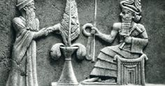 close up mesopotamian relief tassel - Google Search