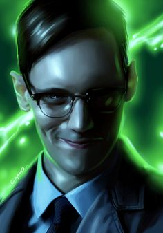 """Reimagined Classic Movie Posters As Classic Portraits - Edward Nygma """"The Riddler"""" - Gotham TV series - Digital painting on paper size 50 x 70 cm - 2017 Gotham Characters, Comic Villains, Superhero Characters, Batman Universe, Dc Universe, Edward Nygma Gotham, Batman Year One, Riddler Gotham, Le Sphinx"""