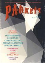 Parkett Magazine Issue 94 - Order Online
