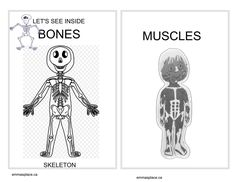 MY BODY -  Emma's Place Bones And Muscles, Let It Be, Comics, Art, Art Background, Kunst, Cartoons, Performing Arts, Comic