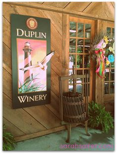 I miss this place! Duplin Winery - Rose Hill, NC