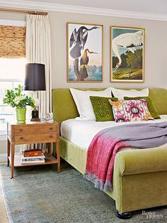 Low-Cost Bedroom Ideas to Steal