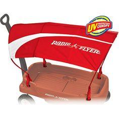 Radio Flyer Wagon UV Protection Canopy