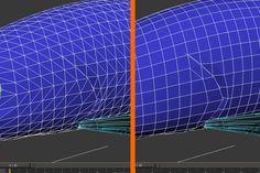 Quick Tip: How To Convert a Triangulated Mesh into Quads in 3d Studio Max Using 'Quadrangulate'