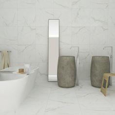 FLISE CALACATA MARMOR 60X60 CM eller http://flisemanden.dk/marmorfliser-travertin-fliser-13/29913-calacatta-cremo-30x61cm-poleret-overflade-4389.html eller http://falkegranit.dk/en-verden-i-marmor-54/marmorfliser-205/calacatta-gold-4552.html#product-description