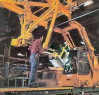 sam positech seat install - Seat installation on earth moving equipment