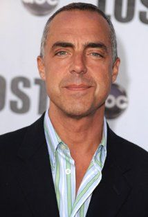 EXCLUSIVE: Titus Welliver, who's contributed well-received stints to series like ABC's LOST, CBS's The Good Wife, and FX's Sons of Anarchy, has joined the cast of Michael Bay's Transformers 4 in an unspecified role. Detective, Titus Welliver, Transformers 4, Michael Connelly, Lost, Good Wife, Celebs, Celebrities, Gorgeous Men