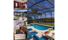 Imagine relaxing by your own sparkling pool with spa overlooking a natural fishing lake - yet just 10 minutes to Disneyworld in the Lake Berkley Resort Florida Villas, Disney World Florida, Orlando Vacation, Abundance, Are You The One, The Hamptons, Acre, Restaurants, Fishing