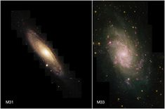 National Optical Astronomy Observatory: Image Gallery