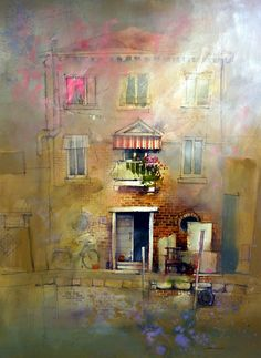Rosas new pink curtains - John Lovett