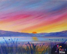 Paint Nite Delaware | 16 Mile Brewery Location: 413 S Bedford St, Georgetown, DE, 19947 Artist: Jim Johnson Fox Date: June 09, 2015 Start Time: 7:00 PM