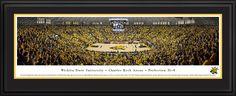 Wichita State Shockers Panoramic - Charles Koch Arena Picture $199.95