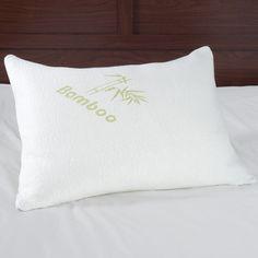Trademark Windsor Home Memory Foam Pillow by Remedy